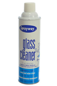 Sprayway 19 Oz. Glass Cleaner Aerosol Spray