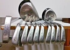 Complete Golf Set Tommy Armour 845s SilverScot 3-P - REG, Woods,SW,Putter,Bag RH