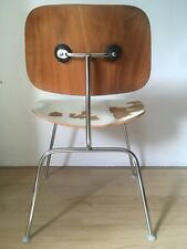 Eames DCM Calfshide Herman Miller Dining Chair