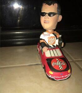 TONY STEWART 2002 COCA COLA NASCAR IN CAR  BOBBLEHEAD NO BOX GOOD CONDITION