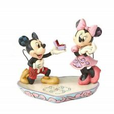 Disney Traditions 4055436 A Magical Moment Mickey and Minnie Mouse Figurine