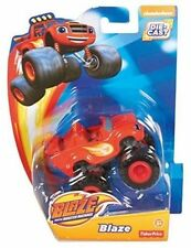 Blaze 900 Cgf20 and The Monster Machine Vehicle Toy