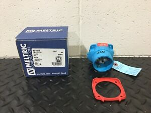 MELTRIC DSN30 SERIES INLET/PLUG 10hp 30A 480VAC