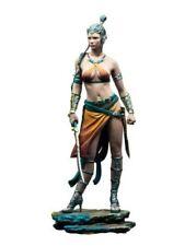 1/24 75mm Resin Figure Model Kit Sexy Women Girl Princess Of Light Elf Unpainted