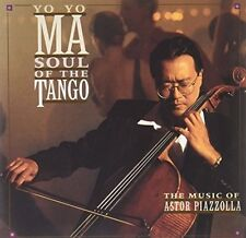 Yo-Yo Ma - Soul of the Tango [New SACD] Hong Kong - Import