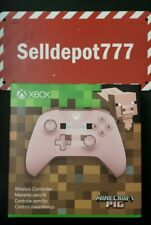 Microsoft Wireless Controller: Minecraft Pig for Xbox One