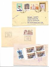 NEPAL 9 x COVER/ FDC ---F/VF
