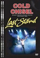 Cold Chisel The Last Stand Remastered DVD Region 0 PAL 5.1 NEW