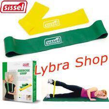 Sissel EXERCISE LOOP 1 forte + 1 leggero Fascia Elastica Chiusa Banda Pilates
