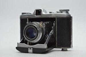 [ près De Mint ] Fujica six 6x6 Format Moyen Appareil Photo 7.5cm F/3.5 Japon #