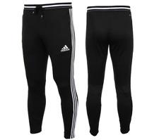 Adidas Hombre Condivo 16 Ajustado Pantalón de Chándal Pantalones Negro