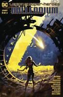 Legion of Super-Heroes Millennium part 1 DC Comic 1st Print 2019 unread NM