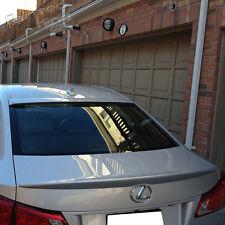 Stock in LA!FOR Lexus IS250/IS350 OE-TYPE TRUNK SPOILER WING Painted 1G1