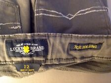 Kid's Gray 12 Lucky Brand Jeans