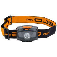 NEW Fox Halo 200 Lumens Head torch Adjustable Brightness Fishing CEI161