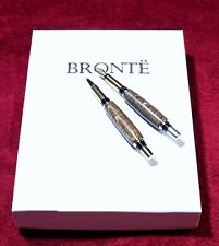 The Brontë Sisters Authenticated Pen Set