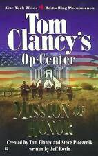 Mission of Honor (Tom Clancy's Op-Center, Book 9)-ExLibrary