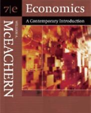Economics: A Contemporary Introduction with InfoTrac