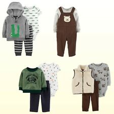 Baby Boys Carters 2Pc or 3Pc Play Set Warm Outfit  Winter...