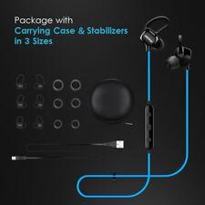 Mpow Wireless Bluetooth Headphone Sport Headset Earbuds Earphone Noise Reduction