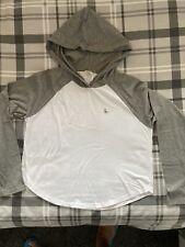 Women's Jack Wills Hooded T Shirt  Size Uk 10