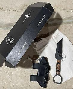 Toor Knives Gen 1 Kodi (OAF Nation Collaboration)