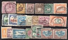 British Commonwealth KEVII-KGV fine used collection WS6029
