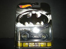 Hot Wheels Batman Returns Batmobile BDT77-996F 1/64 <RARE>