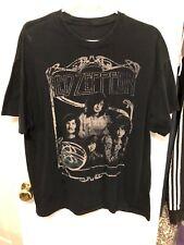 Led Zeppelin Black XL Extra Large Shirt