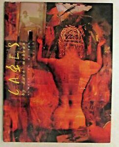 DAVE MCKEON'S CAGES MAGAZINE  - ISSUE #10 - HIGH GRADE COPY - RARE - 1996
