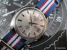 1967 Seiko DX 6106-7000 Automatic Watch, w/CW Synergy Nylon Strap