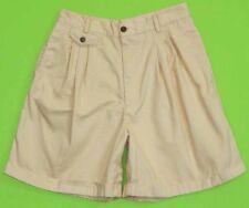 Rafaella sz 8 Womens Yellow Shorts Casual NL82