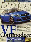 Motor Magazine - June 2012 - VF Commodore 2018 : Beyond The VF