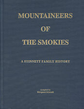 Tennessee History/Genealogy - STINNETT Family HB Book