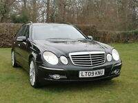 2009 MERCEDES E320 CDI SPORT AUTO ESTATE - NEW MOT - 1 F/KEEPER - JUST SERVICED