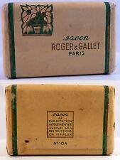 Roger & Gallet Savon 104 parfum Lavande