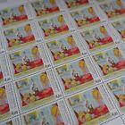 FEUILLE SHEET TIMBRE TABLEAU PIERRE BONNARD N°2301 x25 1984 NEUF ** MNH
