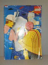 LEGO® Town Classic Bauanleitung Bauheft Ideenbuch 260 ungelocht
