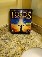 Special Edition Lords of Magic 1998 Big Box PC Game - Rated E - Complete