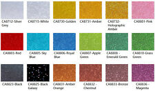 8pcs Acrylic 1-Sided Glittering Sheets in 600*300*3.0mm, Optional in 18 Colors!