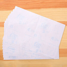 10pcs 45X30cm Book Cover Protective Film Clear Plastic Sticky Self-Adhesive Grid