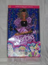 NIB BARBIE DOLL 1987 MARDI GRAS AMERICAN BEAUTIES COLLECTION #0657