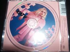 Katy Perry Chained To The Rhythm EU Picture Disc CD Single - New