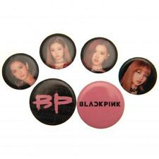 Blackpink Button Badge Set Official Merchandise
