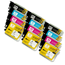 Print Ink Tank Set use for Brother LC61 MFC-495CW MFC-790CW MFC-5490CN MFC-5890C