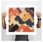 Laura Berger Limited Edition Print: As Mountains