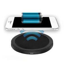 USB Wireless Qi Chargers Cradles  Charging Dock Pad For iphone X 8 / S8 Plus QQ9