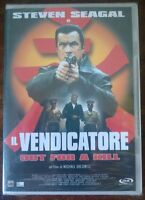 Il Vendicatore - Steven Seagal Dvd Sigillato