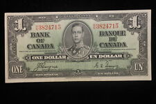 1937 Canada. ($1) One Dollar. Series R/N. Coyne-Towers.