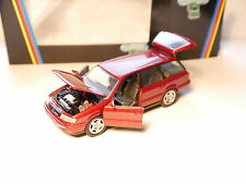 VW Passat b4 tipo 3a Variant vr6 en rojo Rouge Rosso red Met., Schabak 1:43 Boxed!